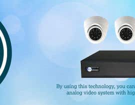 #11 for Design a Banner for Security Camera Systems by webbymastro