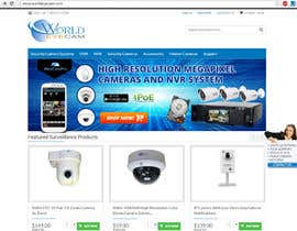 #17 pentru Design a Banner for Security Camera Systems de către Ashleyperez