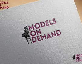 #37 cho Design a Logo for Models On Demand bởi viveksingh29