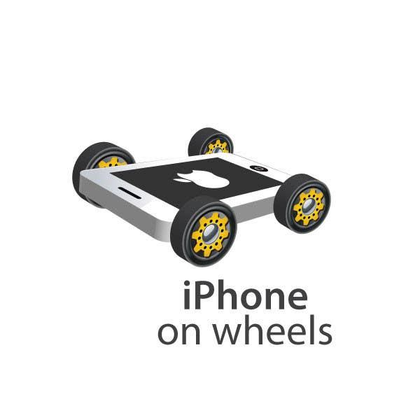 Kilpailutyö #18 kilpailussa Logo Design for iPhone Repair Company