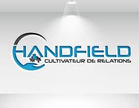 nº 55 pour LOGO CENTRE AFFAIRE HANDFIELD par studio6751