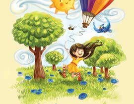 #18 untuk Draft pages for a kids book with illustrations and drawings oleh tansha