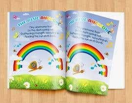 #20 pentru Draft pages for a kids book with illustrations and drawings de către RERTHUSI