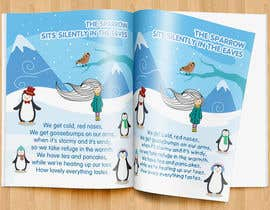 #23 untuk Draft pages for a kids book with illustrations and drawings oleh RERTHUSI