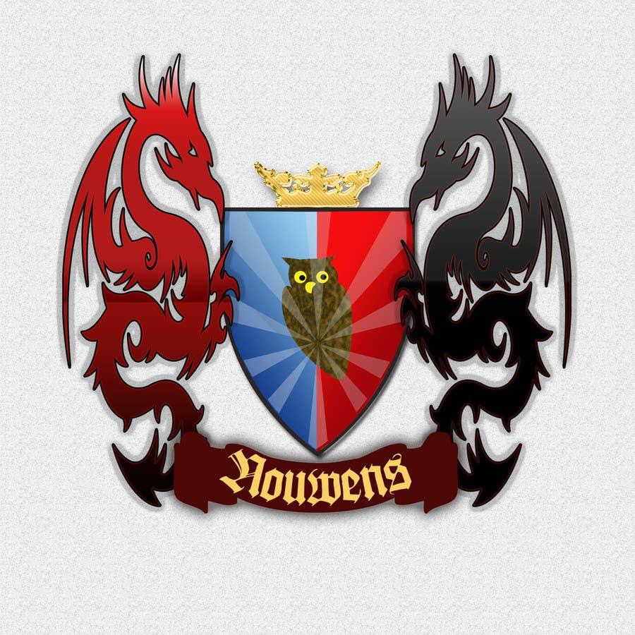 Proposition n°5 du concours Illustration Design for Coat of arms