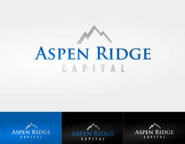 Nambari 5 ya Design a Logo for Aspen Ridge Capital LLC na blake0024