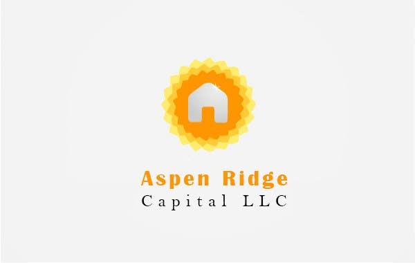 Penyertaan Peraduan #36 untuk Design a Logo for Aspen Ridge Capital LLC