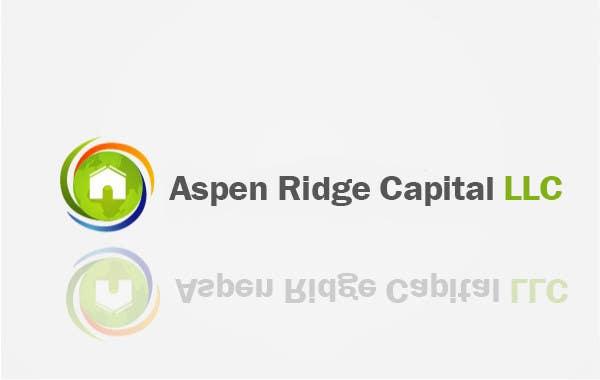 """Intrarea #39 pentru concursul """"Design a Logo for Aspen Ridge Capital LLC"""""""