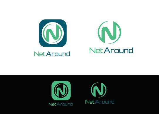 Contest Entry #110 for Design a Logos for  NetAround LLC