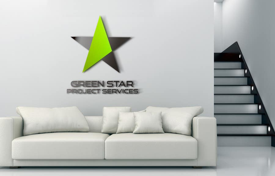 Wasilisho la Shindano #101 la Design a Logo for Green Star Project Services