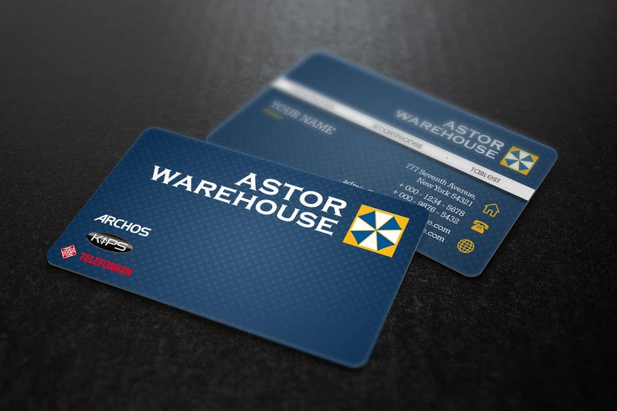 Participación en el concurso Nro.9 para Diseñar algunas tarjetas de presentación for Brand Distributor