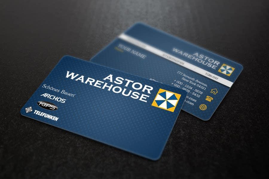 Participación en el concurso Nro.10 para Diseñar algunas tarjetas de presentación for Brand Distributor