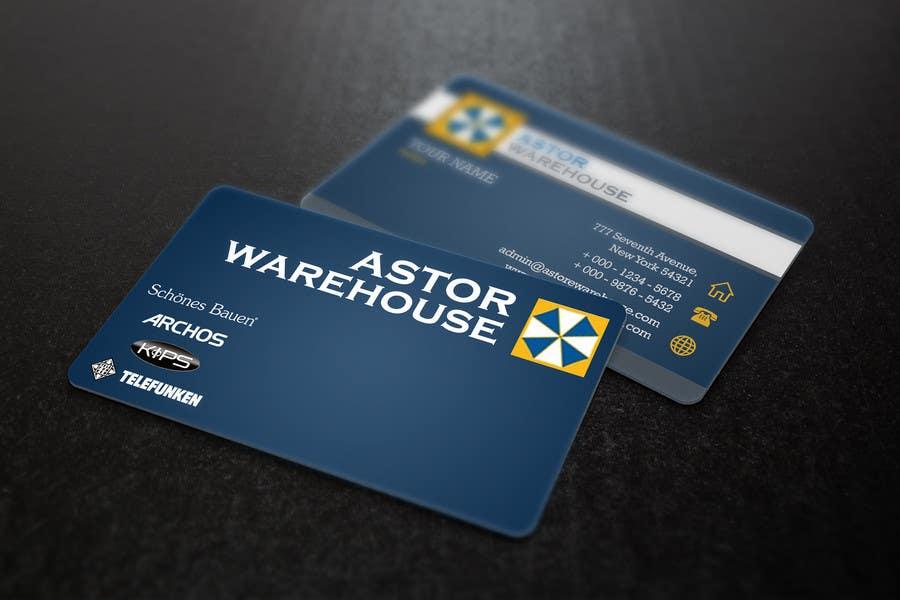 Participación en el concurso Nro.16 para Diseñar algunas tarjetas de presentación for Brand Distributor