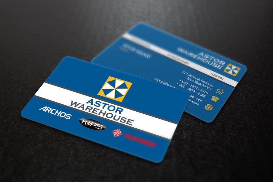 Participación en el concurso Nro.19 para Diseñar algunas tarjetas de presentación for Brand Distributor