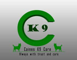 #4 para Design a Logo for a dog care business de tuancr9x