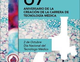 Nro 19 kilpailuun Diseñar un afiche de Aniversario käyttäjältä mailenfelice