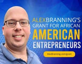 #7 for Instagram Graphic for Alex Branning's Grant For African American Entrepreneurs by maidang34