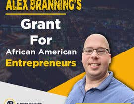 #44 for Instagram Graphic for Alex Branning's Grant For African American Entrepreneurs by sanjoy4371