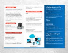 #1 para Design a Brochure for IT Cloud company de mydZnecoz