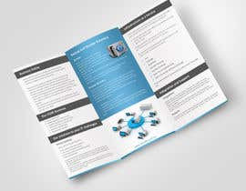 #25 para Design a Brochure for IT Cloud company por mydZnecoz