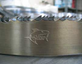#86 untuk Design a Logo for metal cutting band saw blade brand oleh greaze