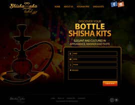 #4 untuk Build a Website for my business that provides Shisha pipe smoking experiences oleh nilsoft123