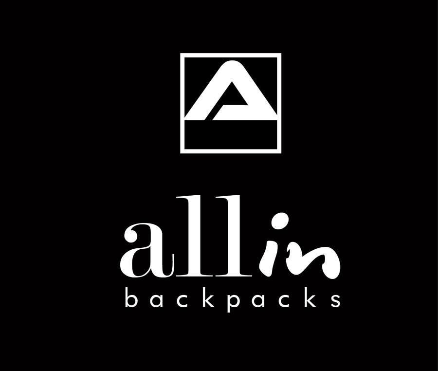 Wasilisho la Shindano #20 la Create a Name and Design a Logo for Backpacks
