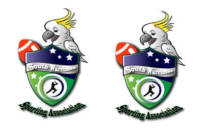 "#4 dla Design a Logo for ""South Warrimoo Sporting Association"" przez akoroskoski"