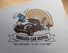 #102 for Design a Logo for Timeless Car Rental by kavzrox