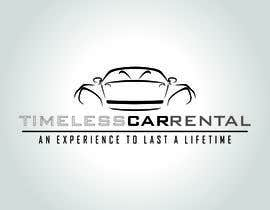 #87 para Design a Logo for Timeless Car Rental de luislopez8