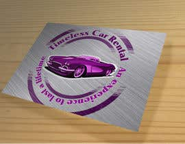 #79 para Design a Logo for Timeless Car Rental por Alaber