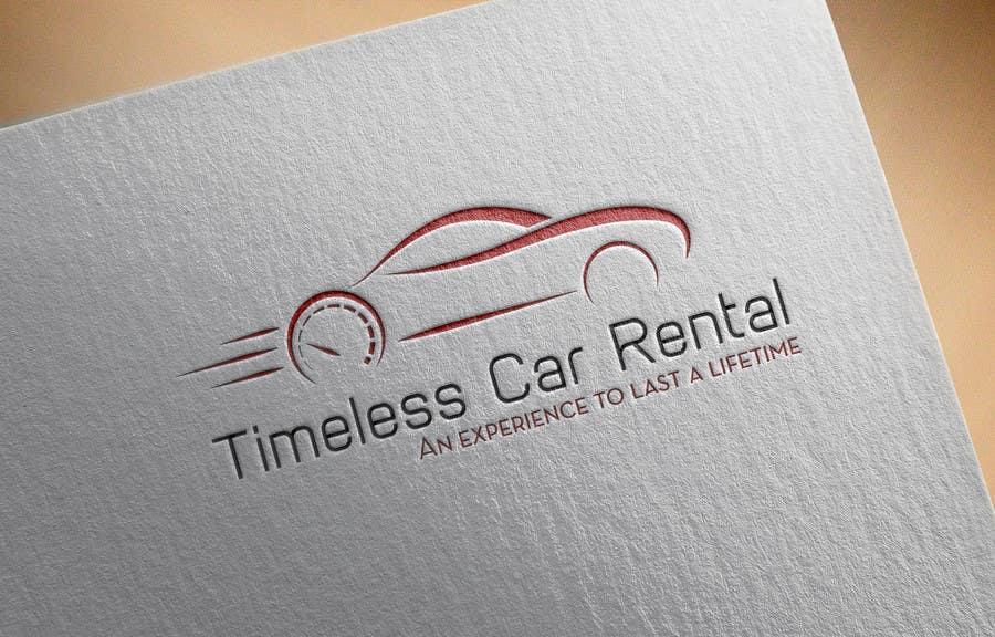 Zgłoszenie konkursowe o numerze #83 do konkursu o nazwie Design a Logo for Timeless Car Rental