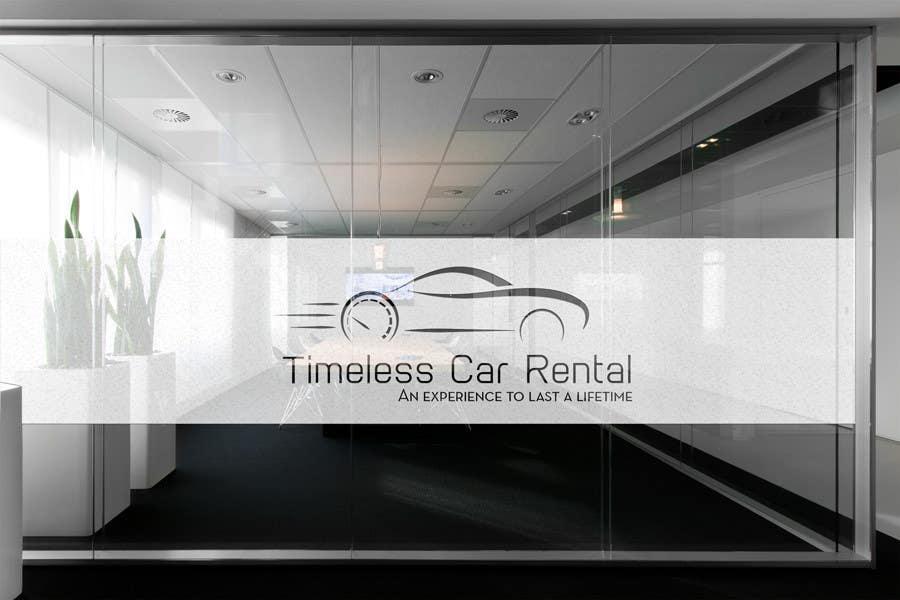 Inscrição nº 84 do Concurso para Design a Logo for Timeless Car Rental