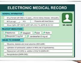 #30 untuk Patient case ppt templates oleh Amit221007