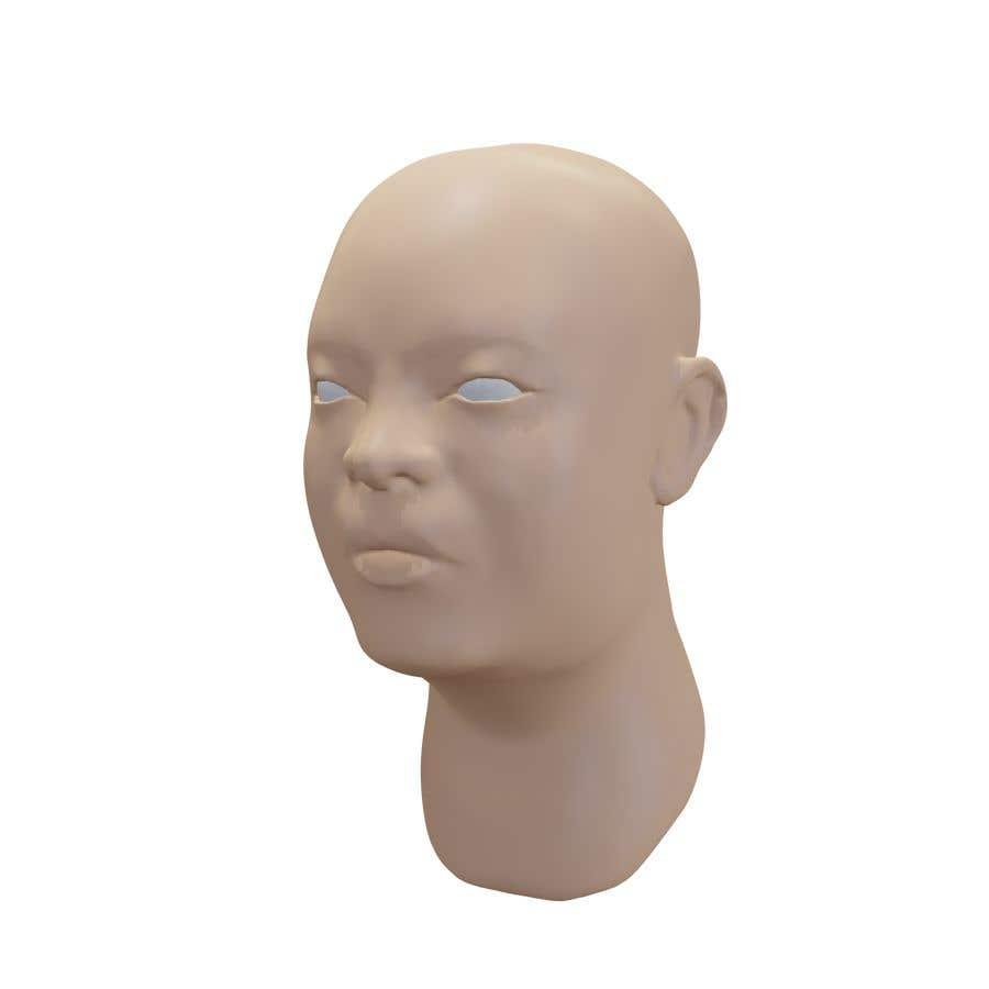 Inscrição nº                                         7                                      do Concurso para                                         i need a basic 3d head model of dead relative.