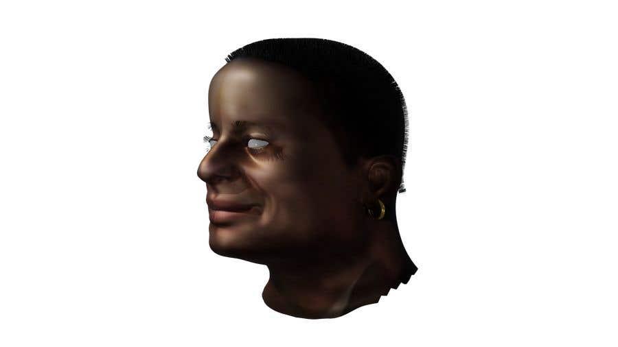 Inscrição nº                                         15                                      do Concurso para                                         i need a basic 3d head model of dead relative.