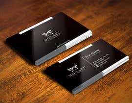 #41 para Design a leading edge business card for an architectural company de IllusionG
