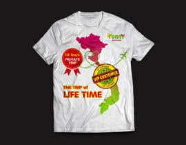 #5 for Thiết kế T-Shirt for Funny Weekend by vkandomedia