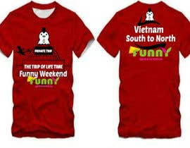 #20 para Thiết kế T-Shirt for Funny Weekend de vishingangel