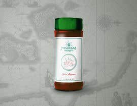 #91 for Come up with brand name + jar label + logo for a condiment/spices selling company by supersonicph