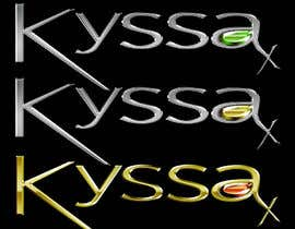 #55 for Design a Logo for Kyssa by xristopetkov
