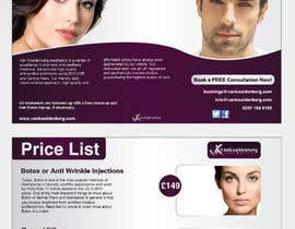 Design a Flyer for Van Kouldenberg Aesthetics | Freelancer