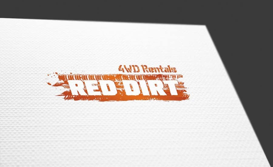Contest Entry #32 for Design a Logo for Red Dirt 4WD Rentals