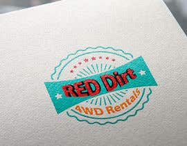 #7 para Design a Logo for Red Dirt 4WD Rentals de ganiix1