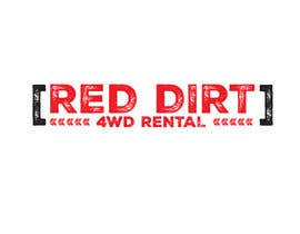 Nambari 21 ya Design a Logo for Red Dirt 4WD Rentals na SzalaiMike