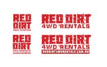 Graphic Design Contest Entry #99 for Design a Logo for Red Dirt 4WD Rentals
