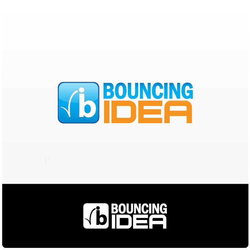 Inscrição nº 94 do Concurso para Logo Design for Bouncing Idea