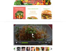 #2 for Website Design for www.alifood.pt by masgrapix