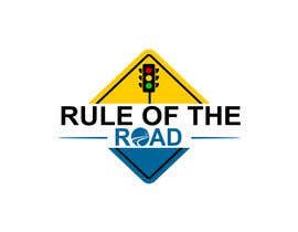 #255 for Create a logo for Rule of the Road by istahmed16