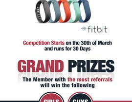 #18 cho Design a Poster for our Refer a Friend Competition bởi MatBar321